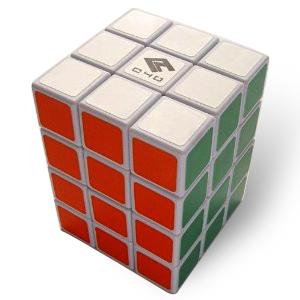 3x3x4White