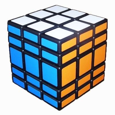 3x3x5Black